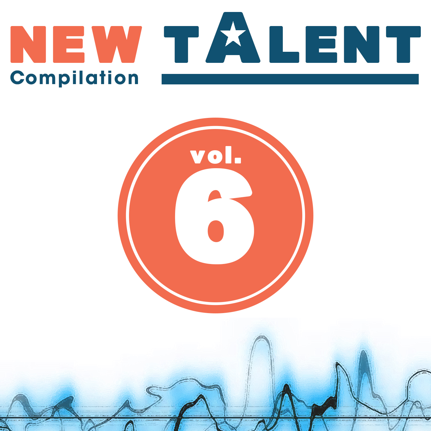 new talent 6 cd 2015
