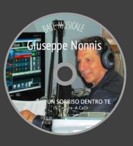 UN SORRISO DENTRO ME (S.Cintura-A.Calì) canta Giuseppe Nonnis PROVE